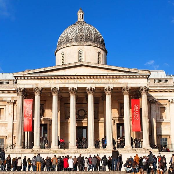 National Portrait Gallery in Londen