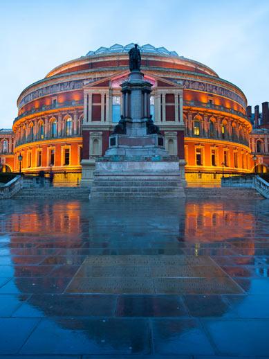 Royal Albert Hall London