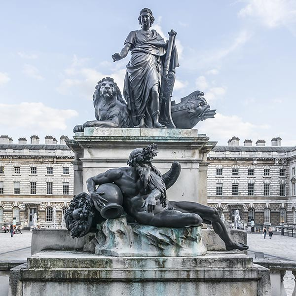 Somerset House in Londen