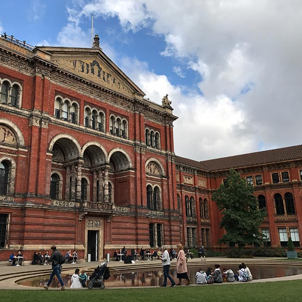 V&A Museum in Londen
