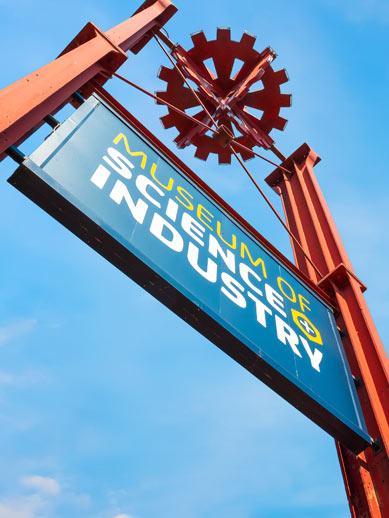 Bezoek het Science and Industry Museum