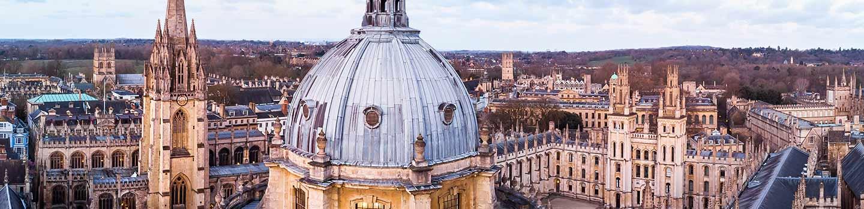 Oxford in Engeland