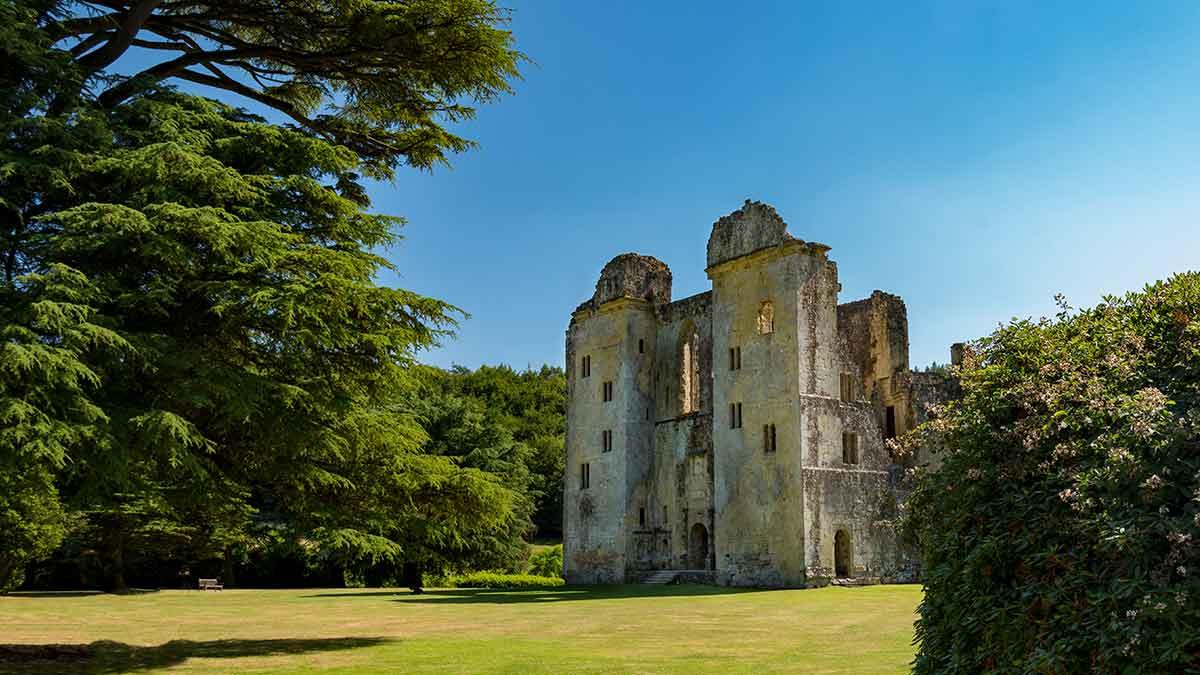 Old Wadour Castle