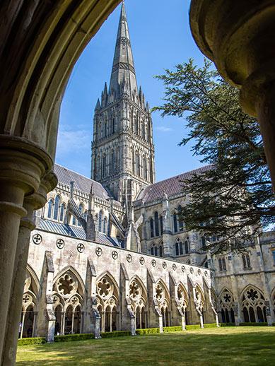 Kathedrale von Salisbury, Wiltshire