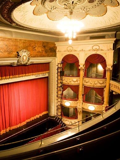 L'opéra de York en Angleterre