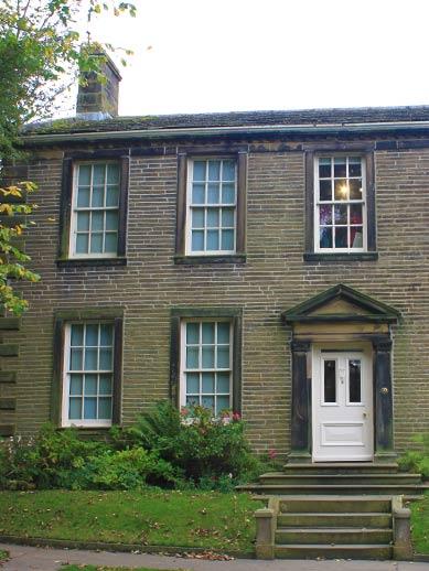 Bronte-Museum in Yorkshire