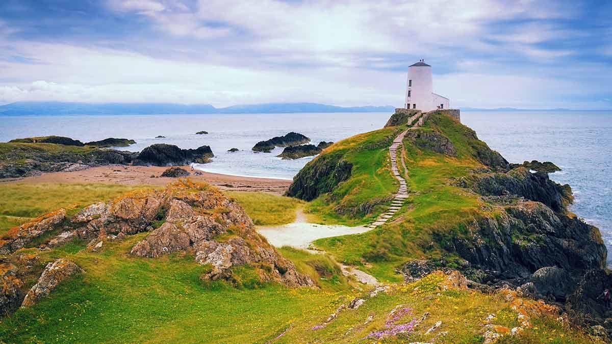 Nördliches Wales in Großbritannien