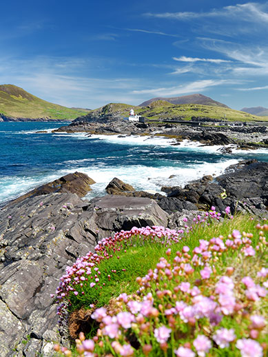 County Kerry in Ireland