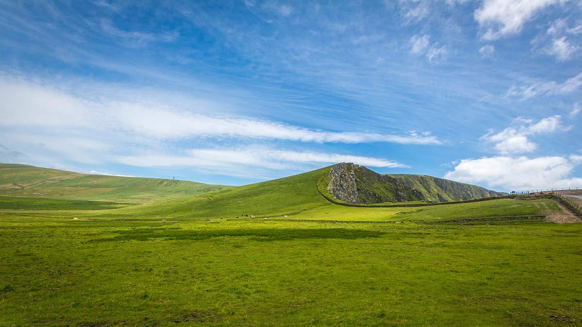 Kerry Cliffs in Ierland