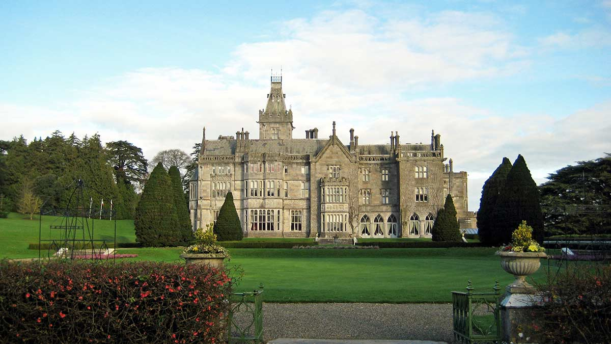 Adare Manor in graafschap Limerick