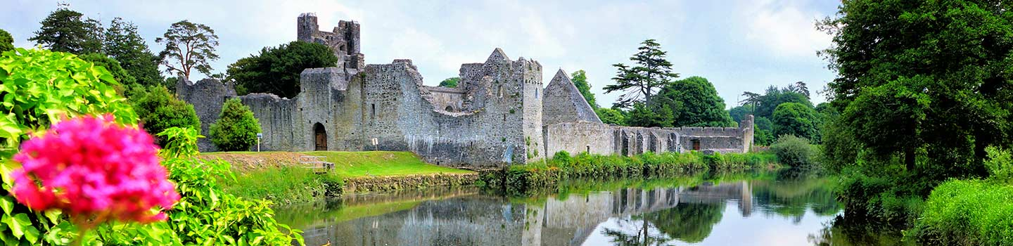 Desmond Castle Adare in County Limerick