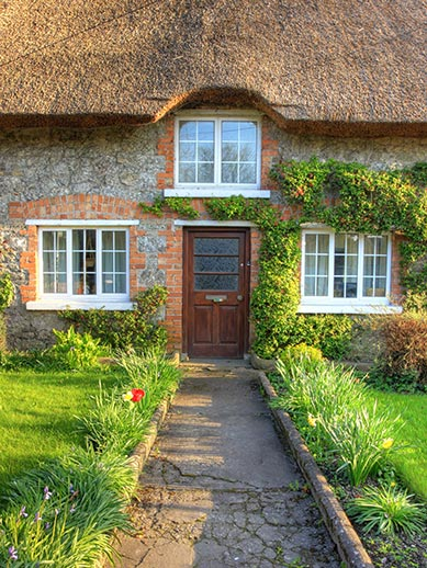 Traditional Irish Cottage in Adare