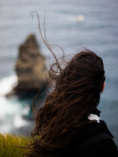 Cliffs in Galway