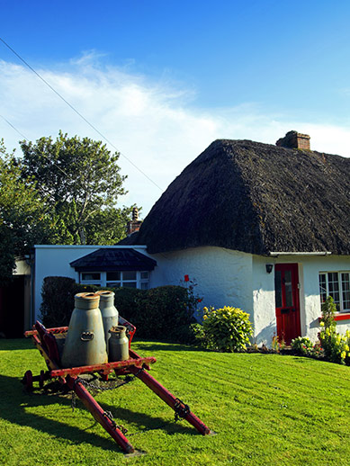 Irish Cottage in County Limerick