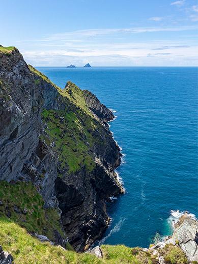 coastal drive in Kerry