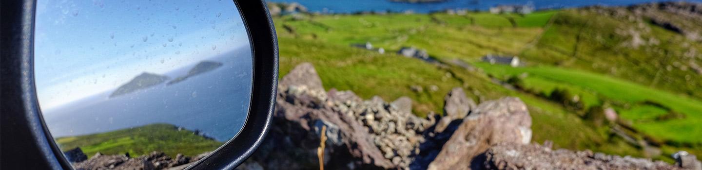 Romantic getaway in Ireland