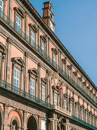 Visit the Royal Palace of Naples