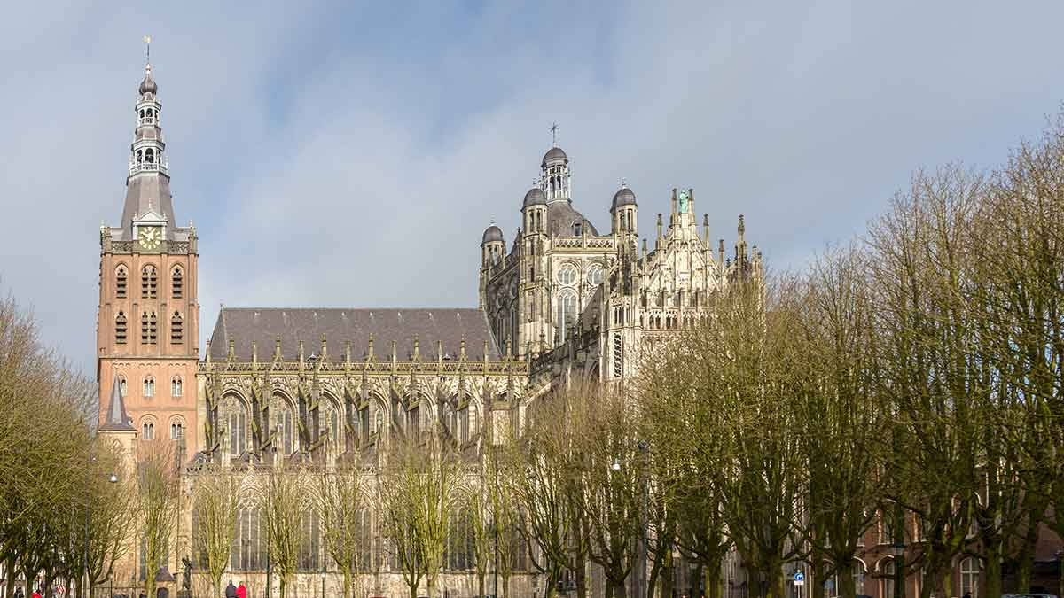 Cathedral in Den Bosch