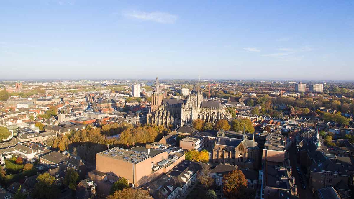 Den Bosch View