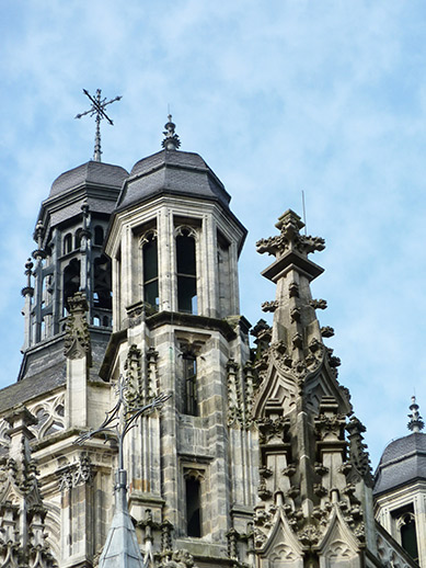 St Johns Cathedral in Den Bosch
