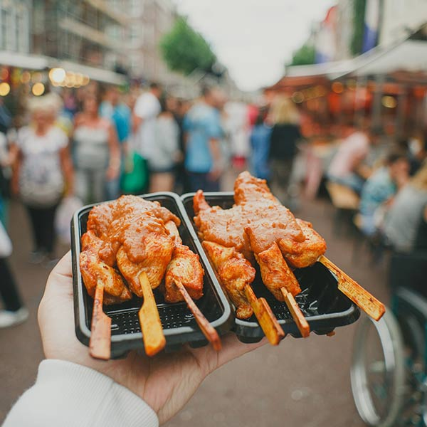 Gourmet Street Food in Eindhoven