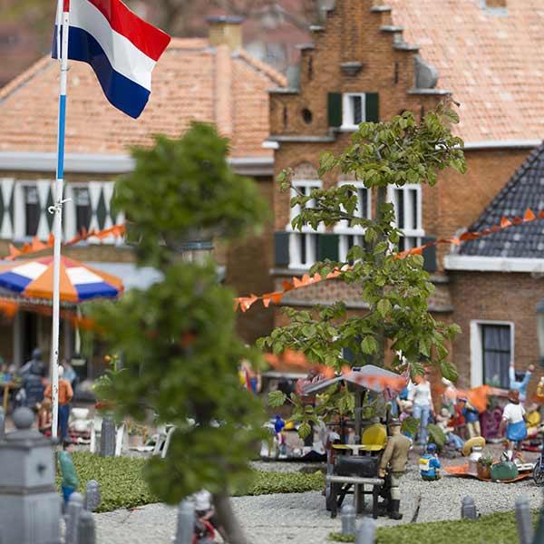 Madurodam Park Miniature in the Netherlands