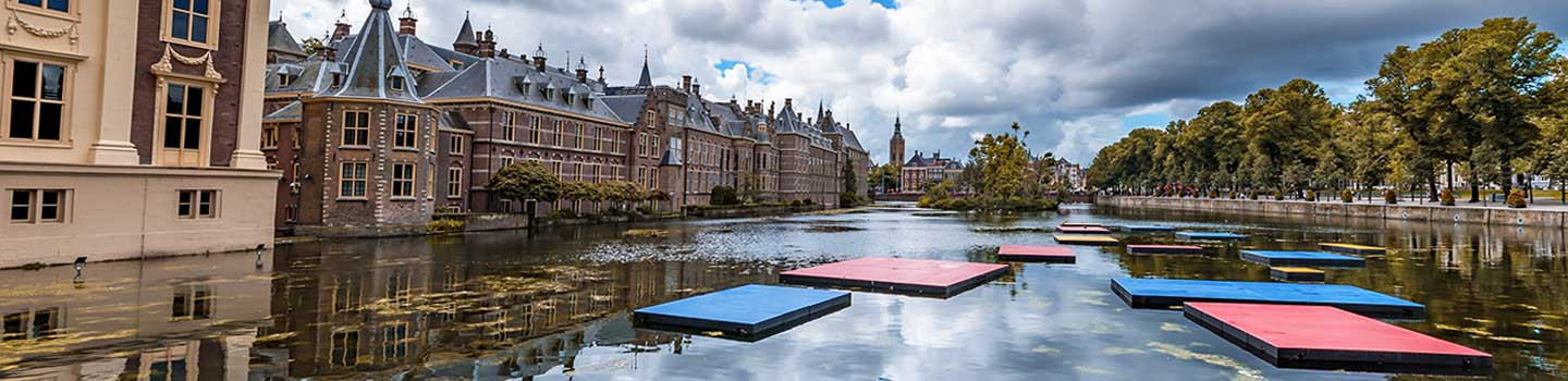 The Hague in the Netherlands