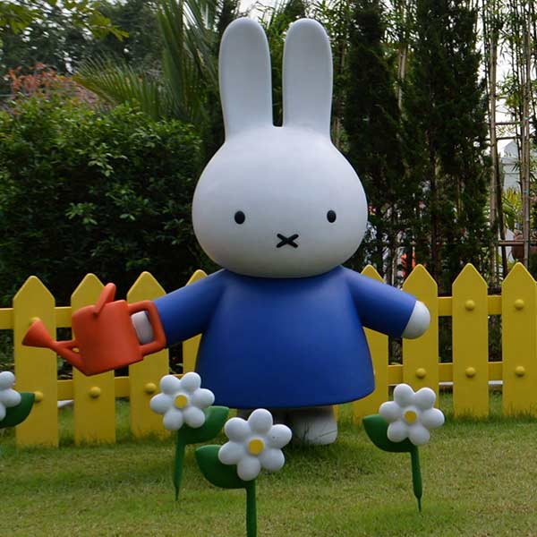 Miffy Museum in Utrecht, the Netherlands