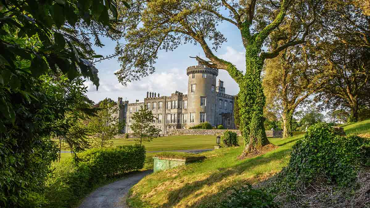 Grafschaft Clare in Irland
