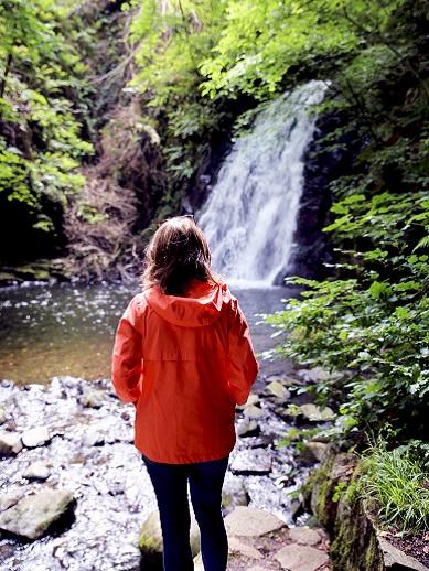 Glenoe Waterfall - Mid & East Antrim