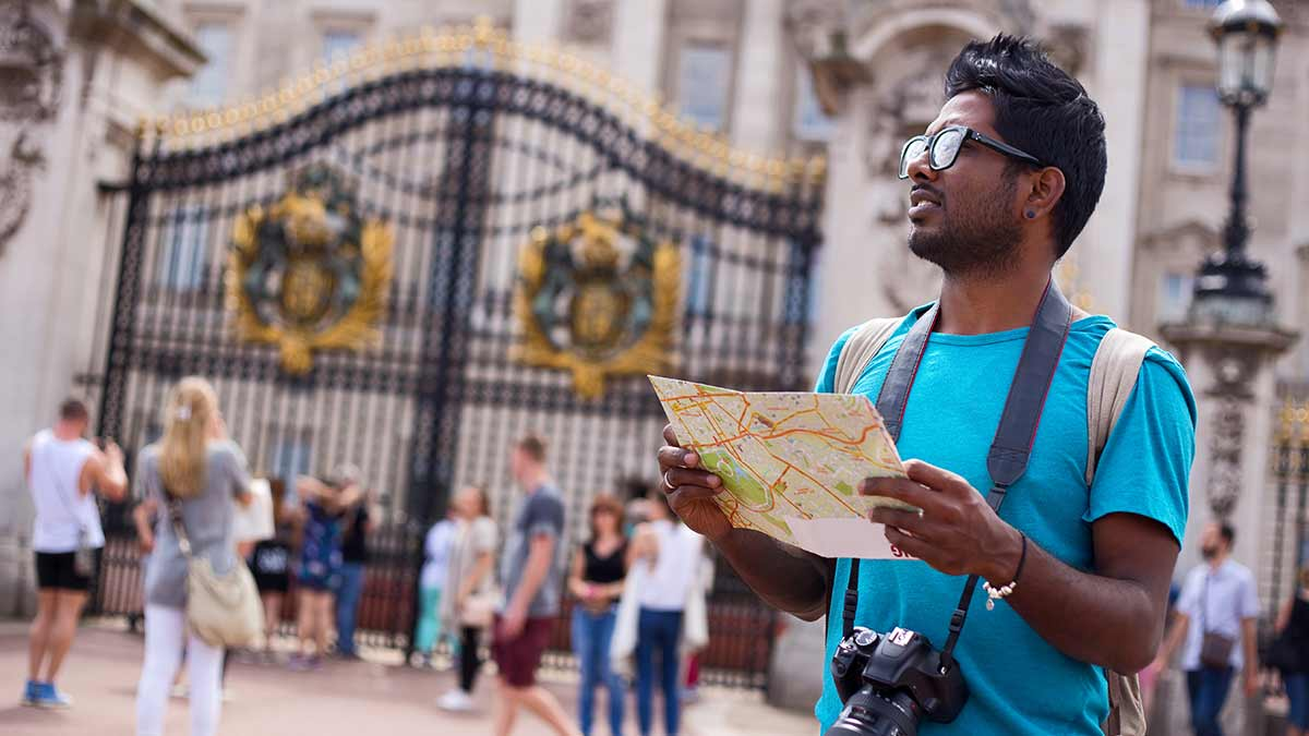 Plan your trip to Buckingham Palace, London