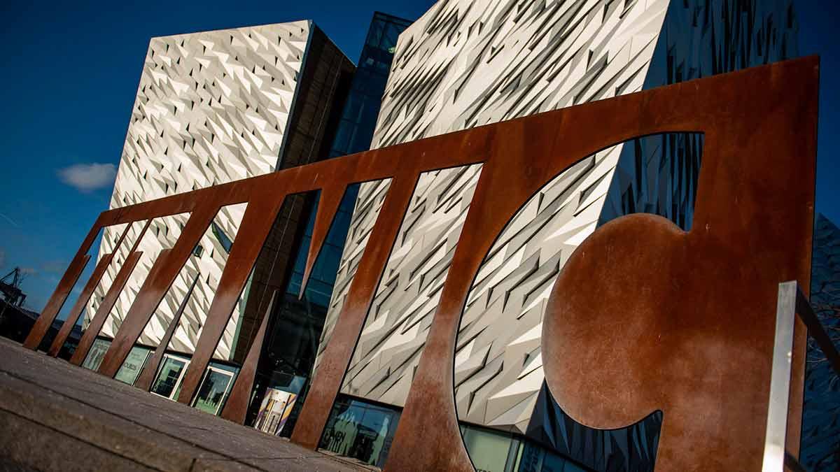 Plan your trip to the Titanic Museum in Belfast