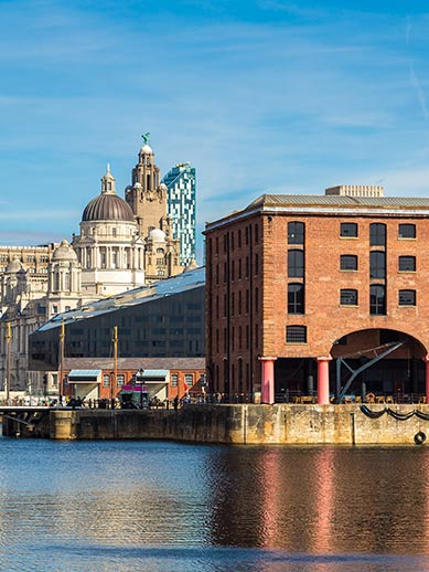 Book attractions in Liverpool