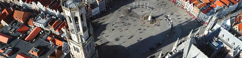 Visit Bruges Belfry Tower during your Bruges Mini Cruise
