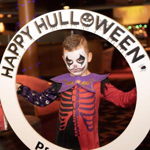 Minicruise thema Halloween