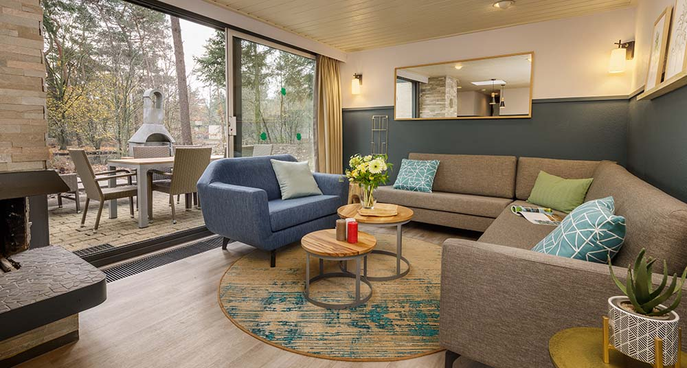 Center Parcs Europe New Accommodation