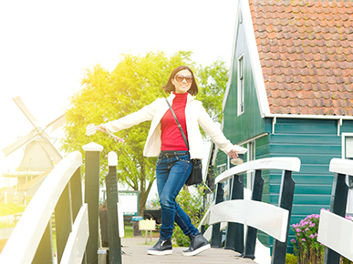Book with confidence when you travel to Holland