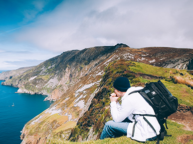 Book with confidence when you travel to Ireland
