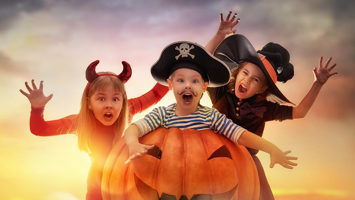 Hulloween Event P&O Ferries