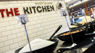 The Kitchen - food court
