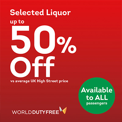 Duty Free Reserve & Collect