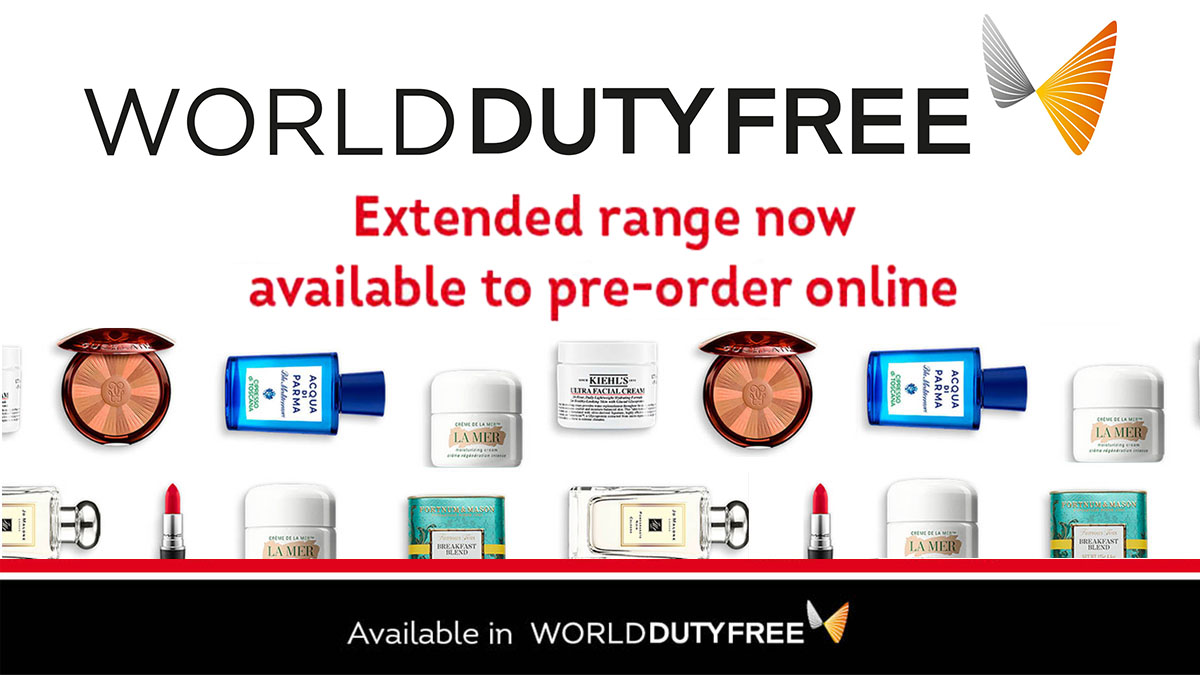 World Duty Free Reserve and Collect