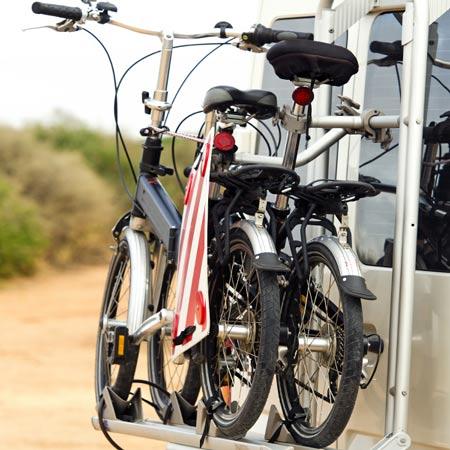 Reizen met een fiets