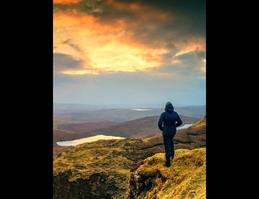Hiking in Scotland post-coronavirus