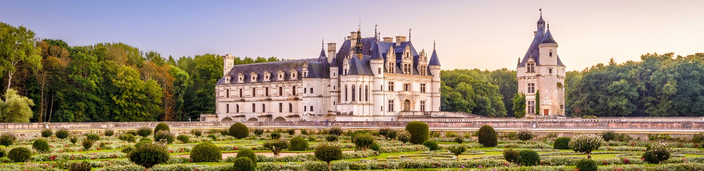Holiday inspiration - chateau in France