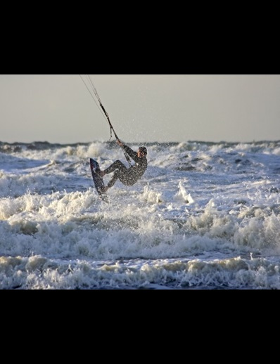 Kite surfing holiday in Holland post-coronavirus