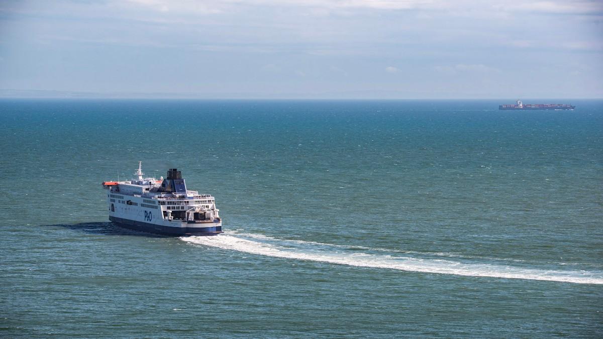 Buchen mit  Zuversicht mit P&O Ferries