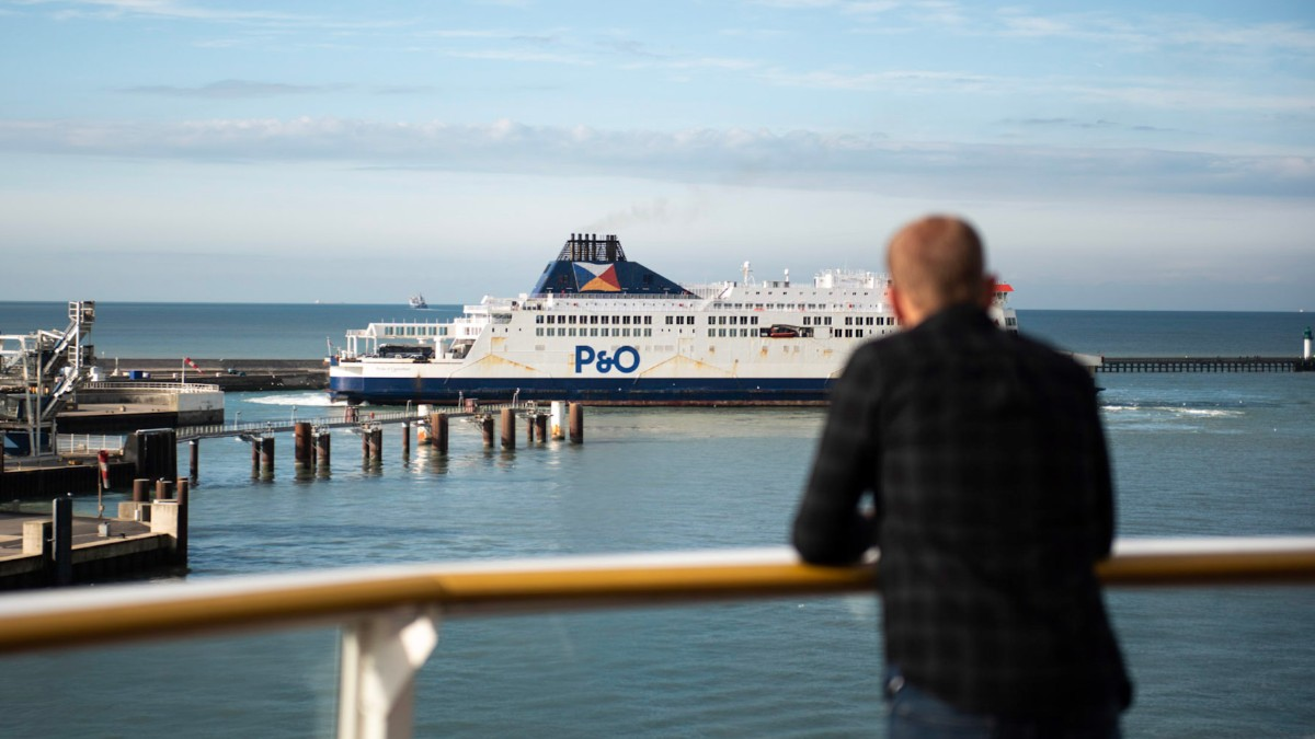 P&O Ferries vaarupdates