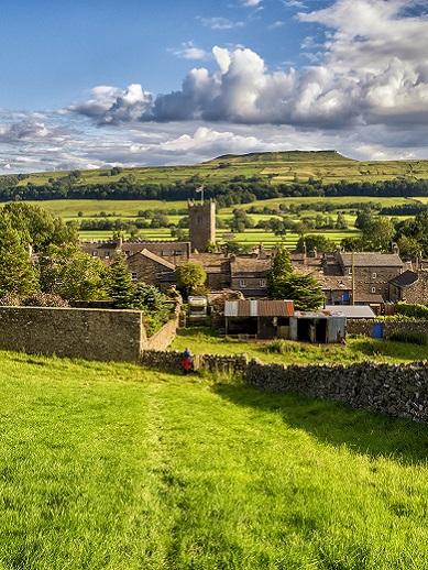 Randonnées dans le Yorkshire Dales