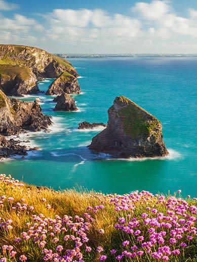 Fähre nach Cornwall